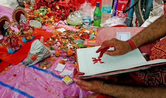 Haal Khata during Poila Boisakh